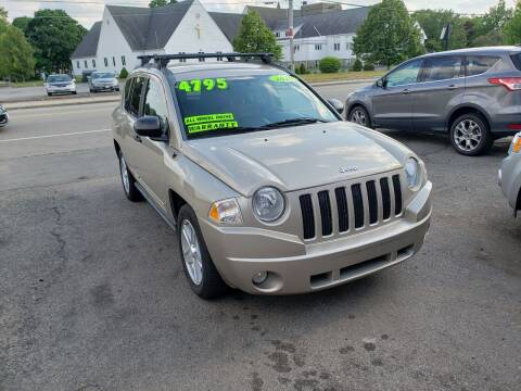 2010 Jeep Compass for sale at TC Auto Repair and Sales Inc in Abington MA