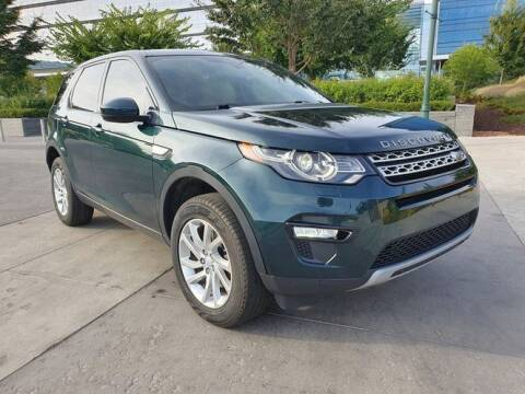 2016 Land Rover Discovery for sale at Classic Car Deals in Cadillac MI