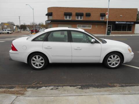 2006 Ford Five Hundred for sale at Creighton Auto & Body Shop in Creighton NE