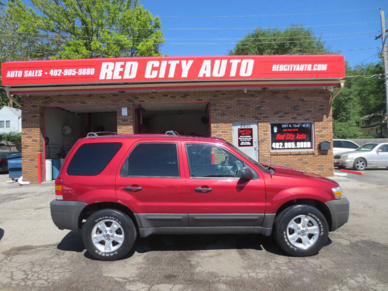 2006 Ford Escape for sale at Red City  Auto in Omaha NE