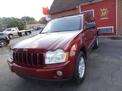 2007 Jeep Grand Cherokee for sale at AP Automotive in Cary NC