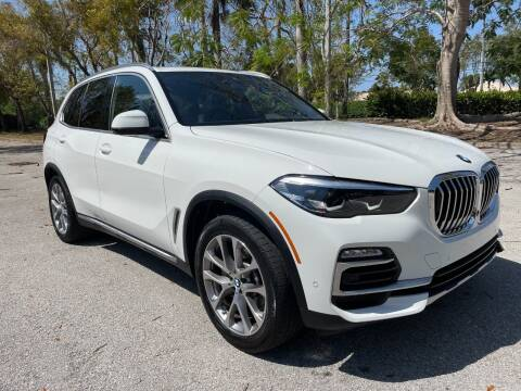 2019 BMW X5 for sale at DELRAY AUTO MALL in Delray Beach FL