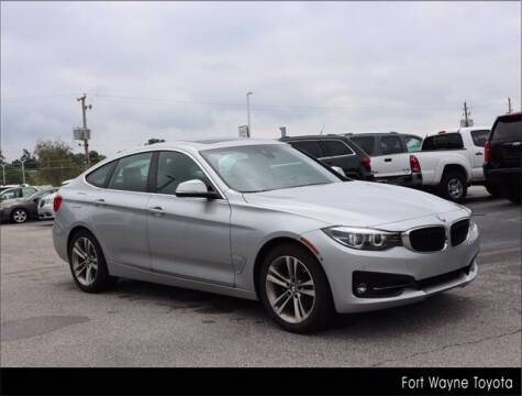 2017 BMW 3 Series for sale at BOB ROHRMAN FORT WAYNE TOYOTA in Fort Wayne IN
