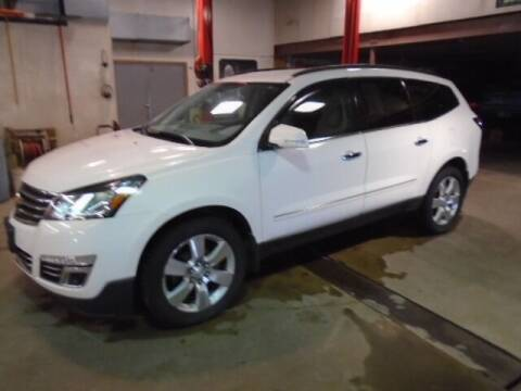 2013 Chevrolet Traverse for sale at SWENSON MOTORS in Gaylord MN