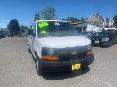 2013 Chevrolet Express Cargo for sale at Milford Auto Mall in Milford MA