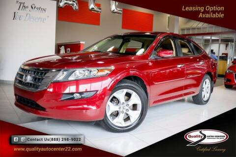 2010 Honda Accord Crosstour for sale at Quality Auto Center of Springfield in Springfield NJ