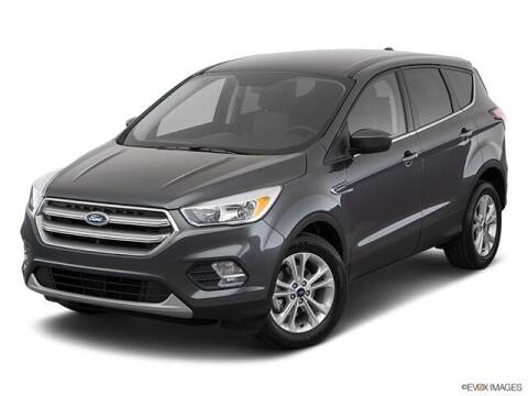 2017 Ford Escape for sale at Ken Wilson Ford in Canton NC
