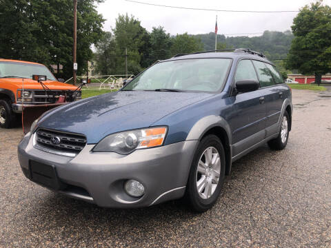 2005 Subaru Outback for sale at Used Cars 4 You in Carmel NY