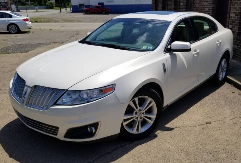 2009 Lincoln MKS for sale at SUPERIOR MOTORSPORT INC. in New Castle PA
