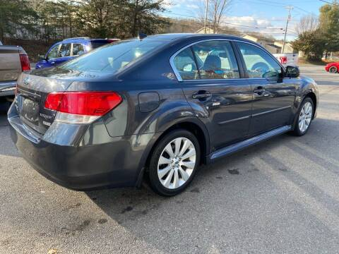 2012 Subaru Legacy for sale at Elite Auto Sales Inc in Front Royal VA