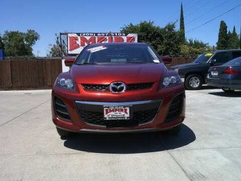 2011 Mazda CX-7 for sale at Empire Auto Sales in Modesto CA