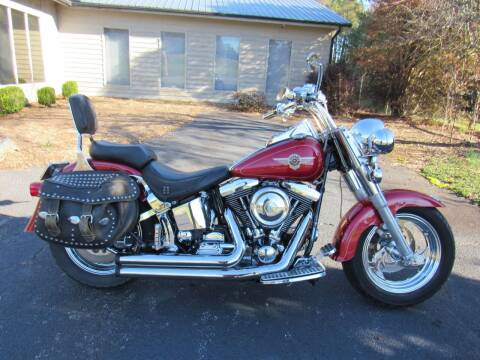 1998 Harley-Davidson Fat Boy  for sale at Blue Ridge Riders in Granite Falls NC