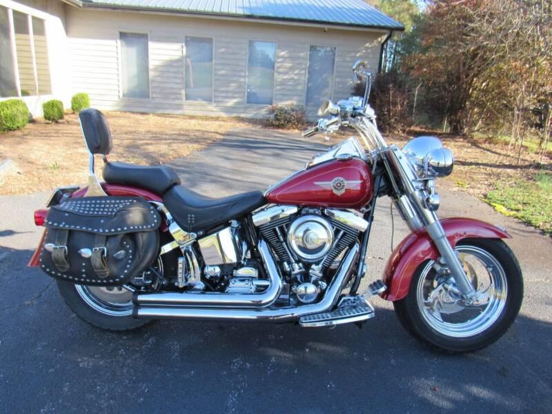 1998 Harley-Davidson Fat Boy  for sale at Blue Ridge Riders in Granite Falls NC