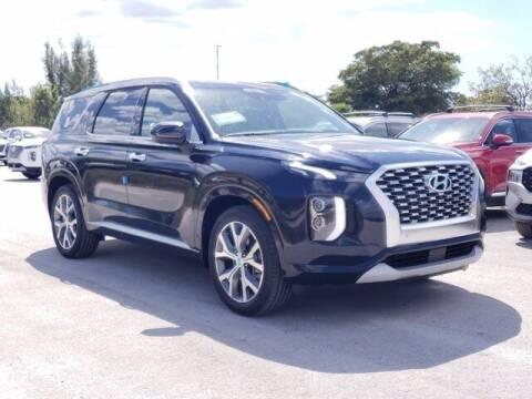 2021 Hyundai Palisade for sale at DORAL HYUNDAI in Doral FL