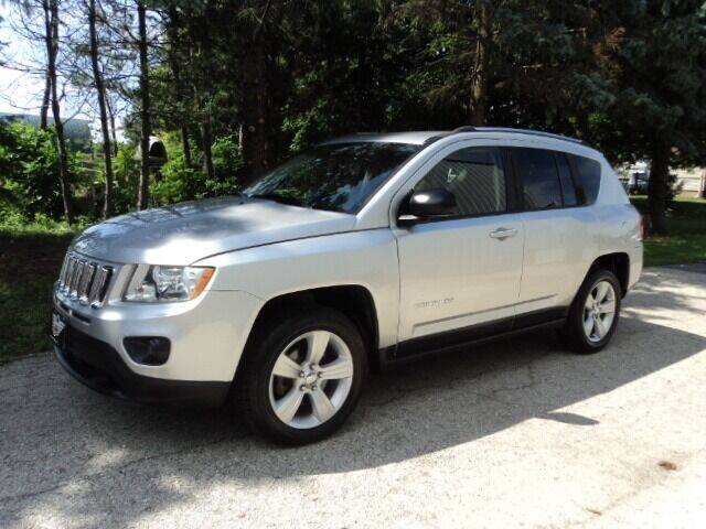 2013 Jeep Compass for sale at HUSHER CAR CO in Caledonia WI