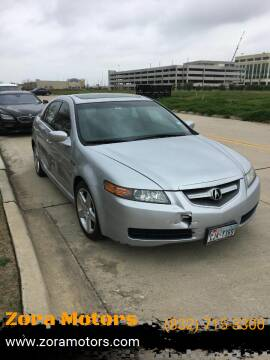 2005 Acura TL for sale at Zora Motors in Houston TX