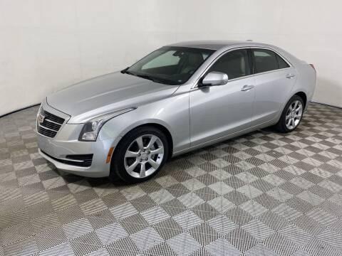 2015 Cadillac ATS for sale at ATLANTIC MOTORS GP LLC in Houston TX