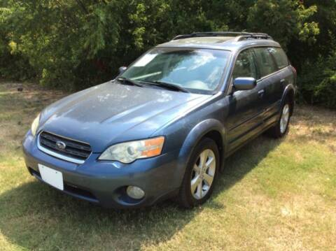 2006 Subaru Outback for sale at Allen Motor Co in Dallas TX