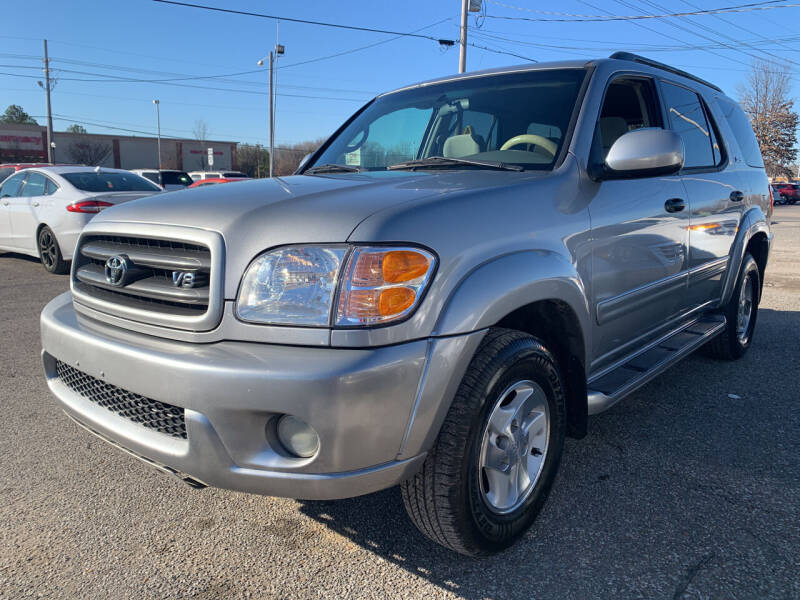 2003 Toyota Sequoia for sale at Safeway Auto Sales in Horn Lake MS