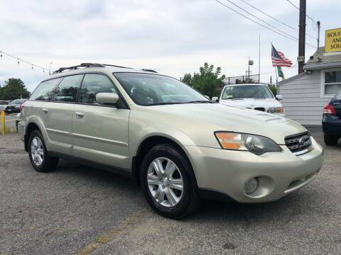 2005 Subaru Outback for sale at Real Auto Shop Inc. in Somerville MA