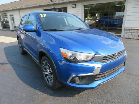 2017 Mitsubishi Outlander Sport for sale at Tri-County Pre-Owned Superstore in Reynoldsburg OH