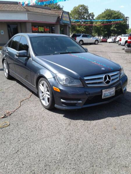 2013 Mercedes-Benz 300-Class for sale at 2 Way Auto Sales in Spokane Valley WA