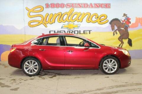 2013 Buick Verano for sale at Sundance Chevrolet in Grand Ledge MI