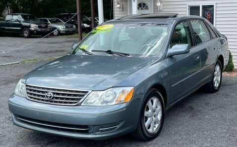 2004 Toyota Avalon for sale at Landmark Auto Sales Inc in Attleboro MA