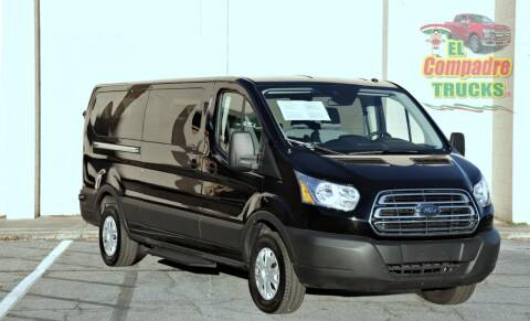 2019 Ford Transit Passenger for sale at El Compadre Trucks in Doraville GA