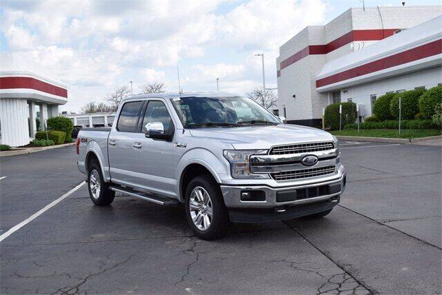 2018 Ford F-150 for sale at BOB ROHRMAN FORT WAYNE TOYOTA in Fort Wayne IN
