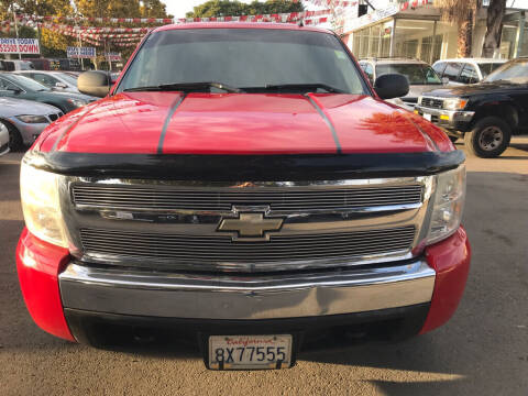 2007 Chevrolet Silverado 1500 for sale at EXPRESS CREDIT MOTORS in San Jose CA