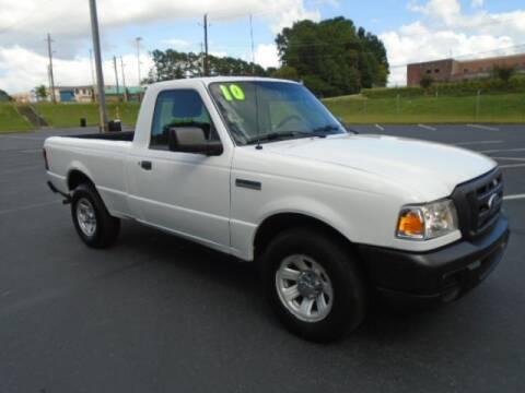 2010 Ford Ranger for sale at Atlanta Auto Max in Norcross GA
