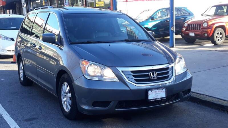 2010 Honda Odyssey for sale at MOUNT EDEN MOTORS INC in Bronx NY