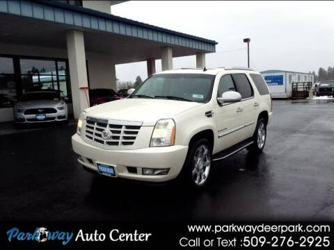 2007 Cadillac Escalade for sale at PARKWAY AUTO CENTER AND RV in Deer Park WA