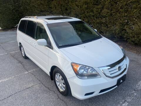 2010 Honda Odyssey for sale at Limitless Garage Inc. in Rockville MD
