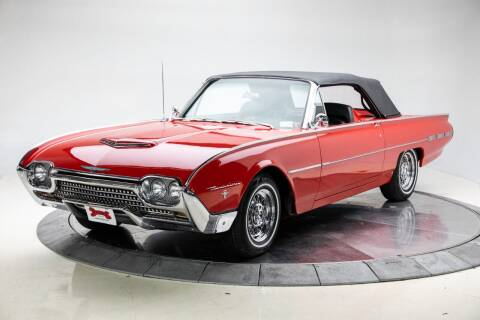 1962 Ford Thunderbird for sale at Duffy's Classic Cars in Cedar Rapids IA