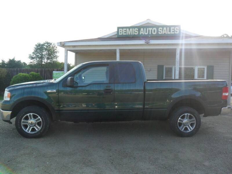 2008 Ford F-150 for sale at Bemis Auto Sales in Crivitz WI
