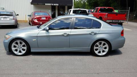 2007 BMW 3 Series for sale at Buddy's Auto Inc in Pendleton SC