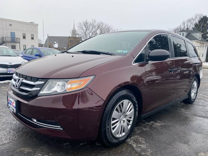 2015 Honda Odyssey for sale at 1NCE DRIVEN in Easton PA