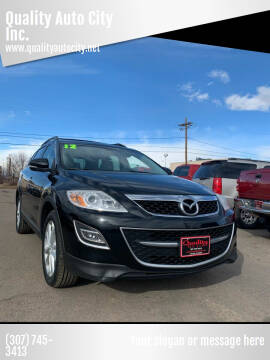 2012 Mazda CX-9 for sale at Quality Auto City Inc. in Laramie WY