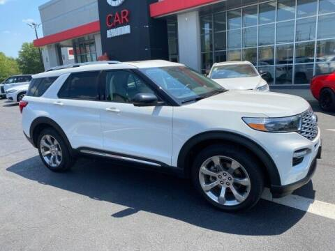 2020 Ford Explorer for sale at Car Revolution in Maple Shade NJ