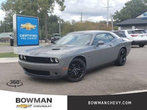 2018 Dodge Challenger for sale at Bowman Auto Center in Clarkston MI