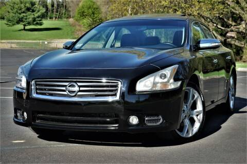 2012 Nissan Maxima for sale at Speedy Automotive in Philadelphia PA