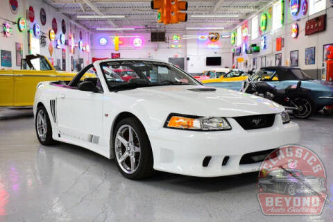 2000 Ford Mustang for sale at Classics and Beyond Auto Gallery in Wayne MI