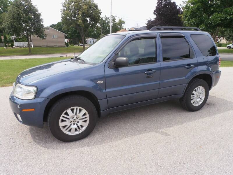 2006 Mercury Mariner for sale at A-Auto Luxury Motorsports in Milwaukee WI