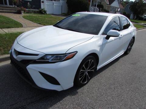 2020 Toyota Camry for sale at First Choice Automobile in Uniondale NY