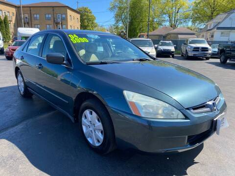 2004 Honda Accord for sale at Streff Auto Group in Milwaukee WI