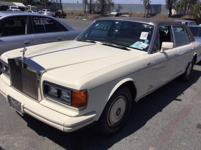 1986 Bentley Flying Spur for sale in Ontario, CA
