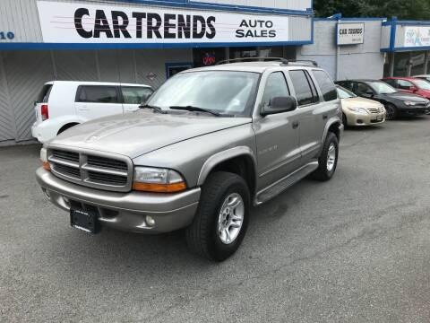 2001 Dodge Durango for sale at Car Trends 2 in Renton WA