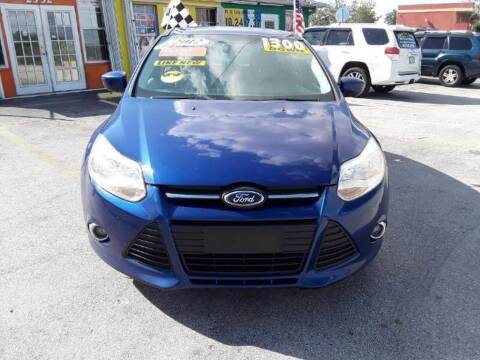 2012 Ford Focus for sale at GP Auto Connection Group in Haines City FL